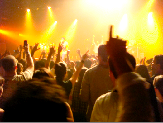 Orishas concert 2