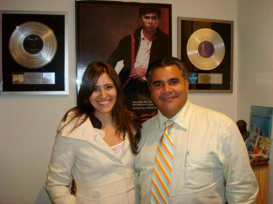 Juan Carlos Barguil y Analia Garcia